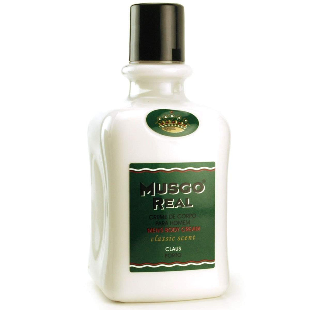 Musgo Real Men's Body Cream-