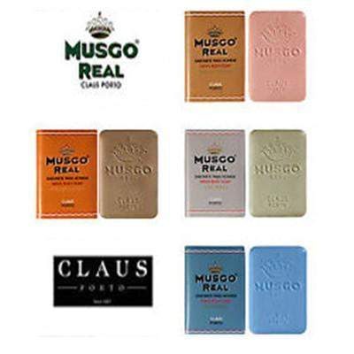 Musgo Real Men's Body Soap-Lavender
