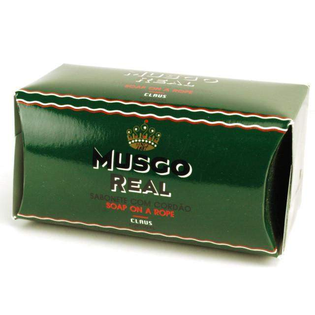 "Musgo Real ""Soap on a Rope""-"