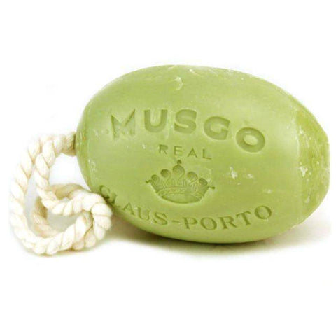 "Musgo Real ""Soap on a Rope"""