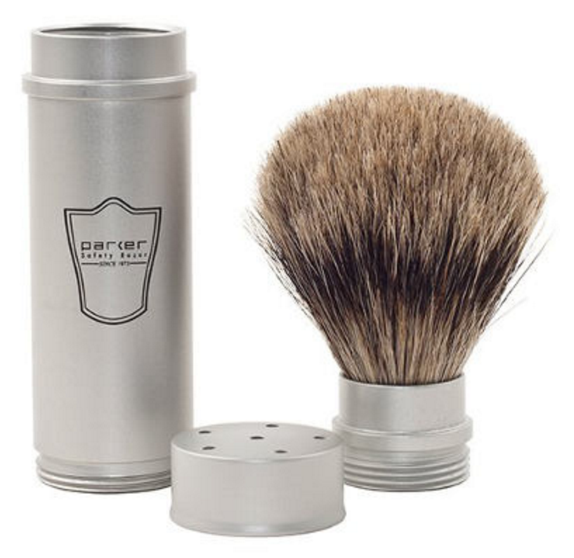 Parker Travel Shaving Brush-