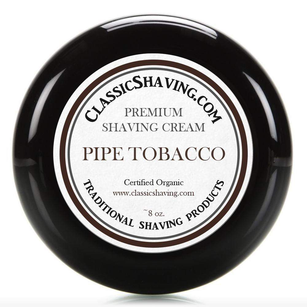 Pipe Tobacco - Classic Shaving Cream-