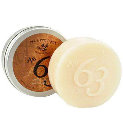 Pre de Provence #63 Shaving Soap in Tin-