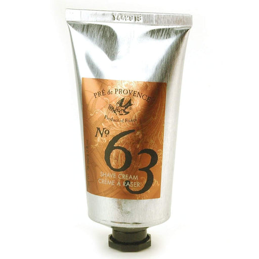 Pre de Provence No. 63 Shaving Cream 2.5oz-
