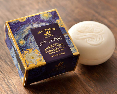 Pre de Provence Starry Night Argan and Shea Butter Soap - 150g-