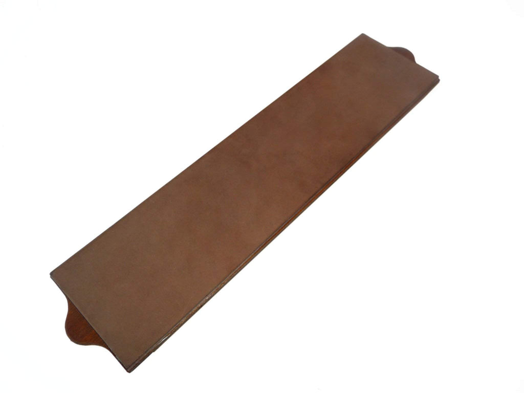 Replacement Plattens - for use with Strop-It Supex 77-Napped Brown