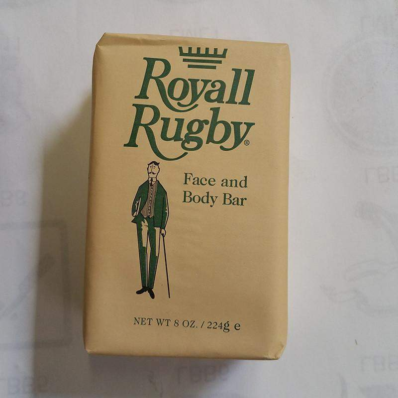 Royall Rugby Soap 8 oz-