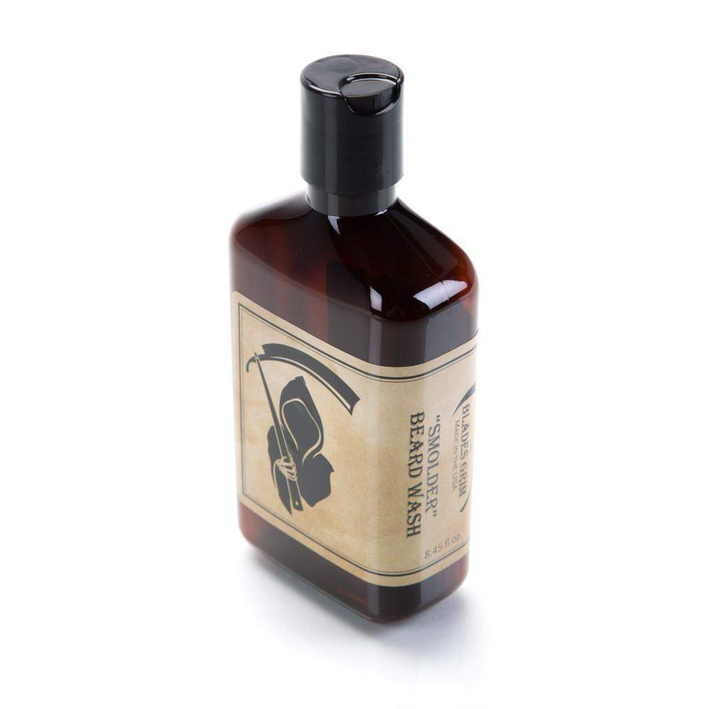 Smolder Beard Wash - By The Blades Grim-
