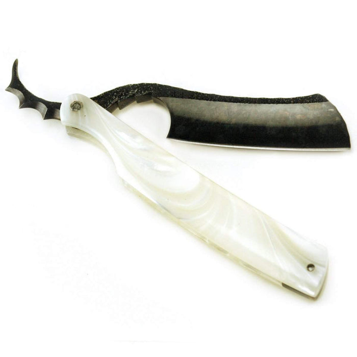 SOLD-Dylan Farnham #34, Custom Straight Razor-
