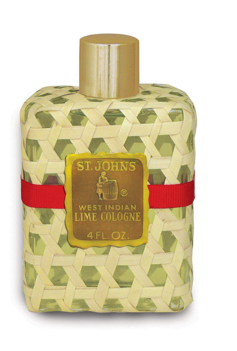 St. John's West Indian Lime Cologne-4 oz
