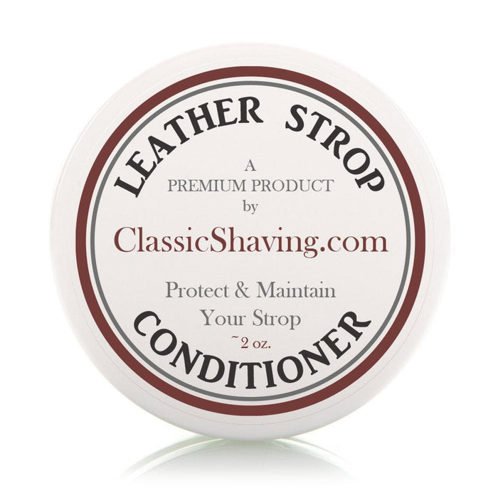 "Classic Shaving - 3""  Single Razor Strop Kit"