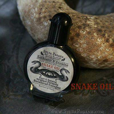 Sylva Pagana Cologne 1/2 Oz - Snake Oil-