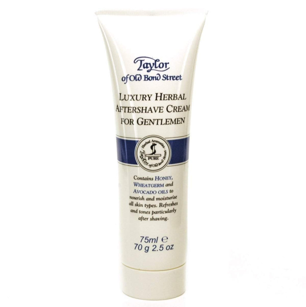 Taylor Luxury Herbal Aftershave Cream 2.5 oz-