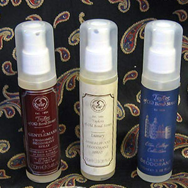 Taylor of Old Bond Street Deodorant Spray-Eton College