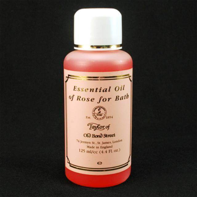 Taylor of Old Bond Street Essential Oil of Rose for Bath-