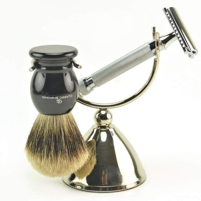 The Arc of Shaving Complete Safety Razor Set-