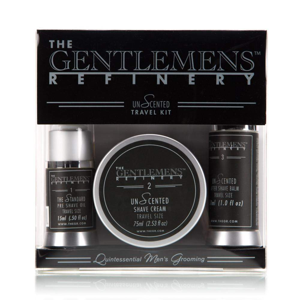 The Gentlemen's Refinery Travel Set with Gift Box-