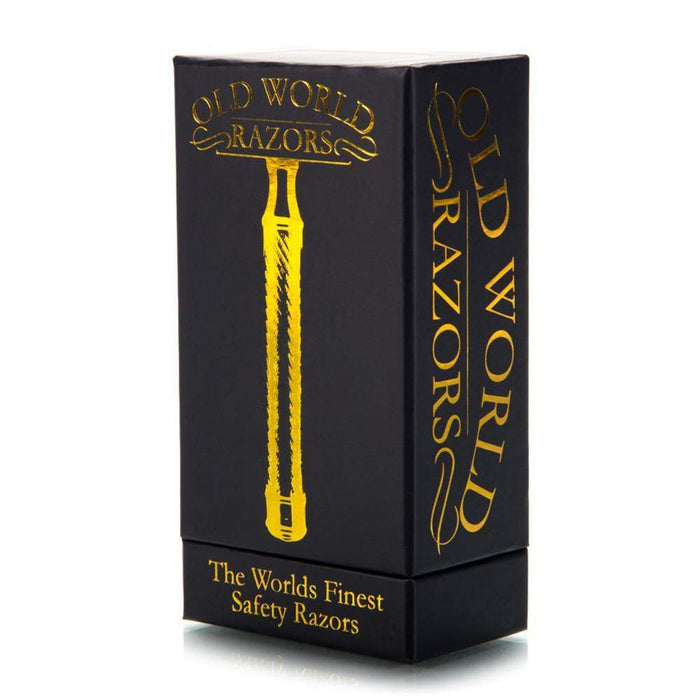 """The Ghost"" Classic DE Safety Razor-"