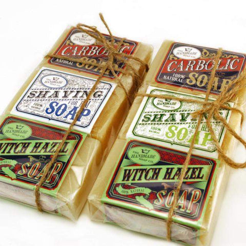 The Handmade Soap Co. Soap 3-Pack-