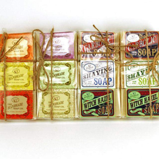The Handmade Soap Co. Soap 3-Pack-Citrus