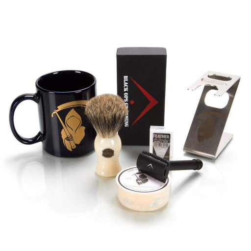 The Mashup Safety Razor Set-