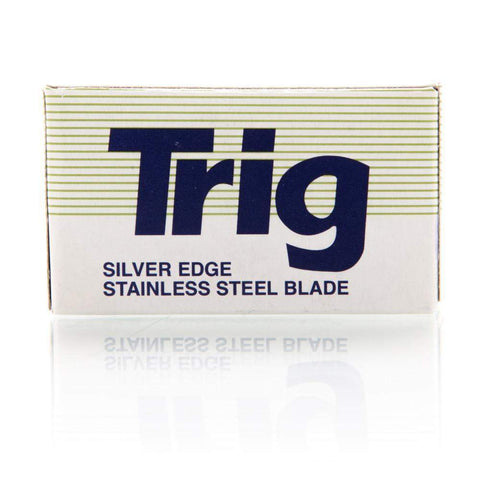 Treet Trig - 10 pack Silver Edge-