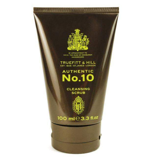 Truefitt & Hill Authentic No. 10 Cleansing Scrub-