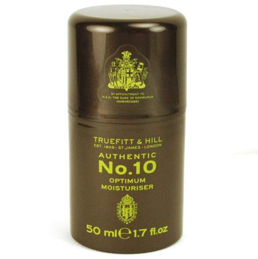 Truefitt & Hill Authentic No. 10 Optimum Moisturiser-