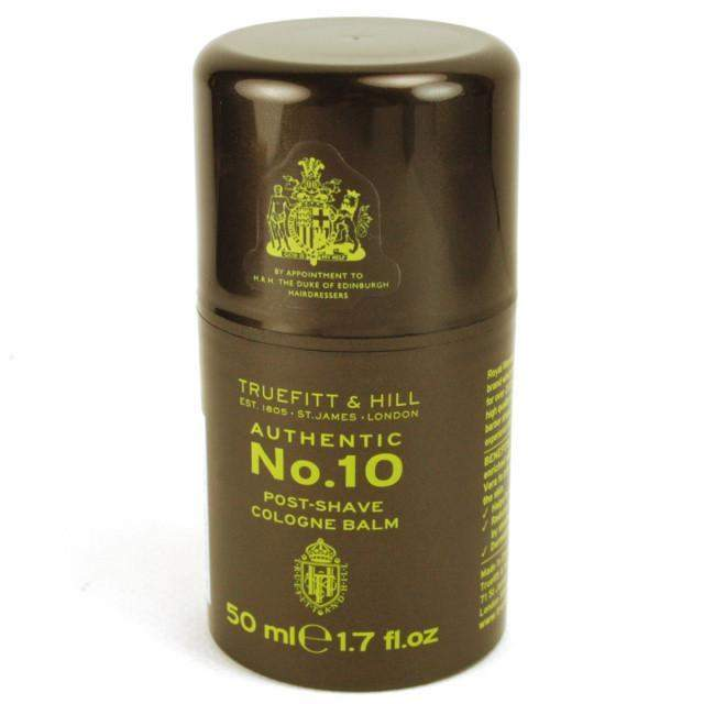 Truefitt & Hill Authentic No. 10 Post Shave Cologne Balm-