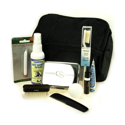 Unisex Grooming Essentials Kit-