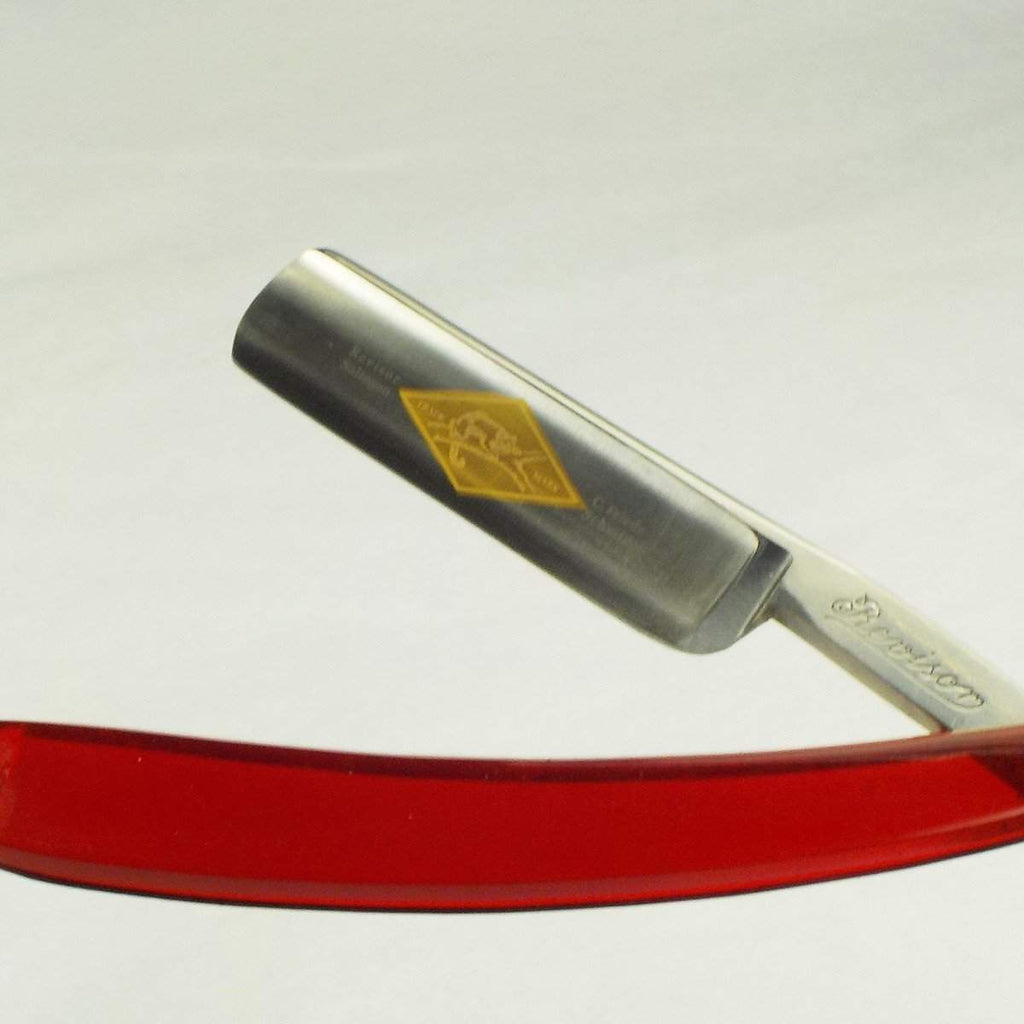 Vintage 6/8 Revisor of Soligen (w/red celluloid scales)-