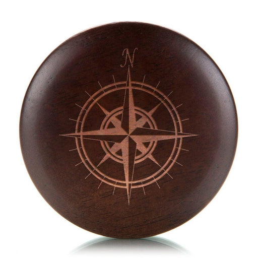 Northcutt Dark Wood Shave Bowl