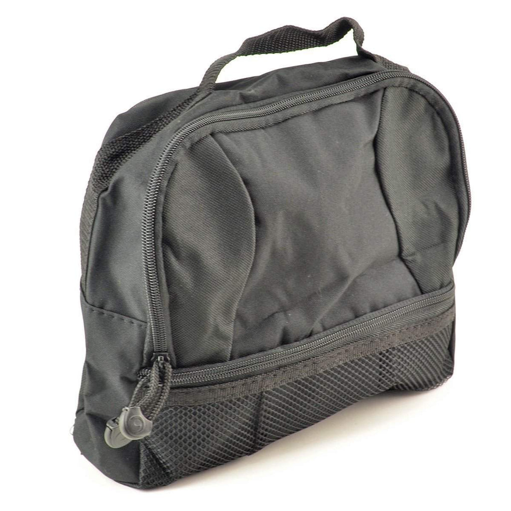 Zippered Nylon Dopp Bag-