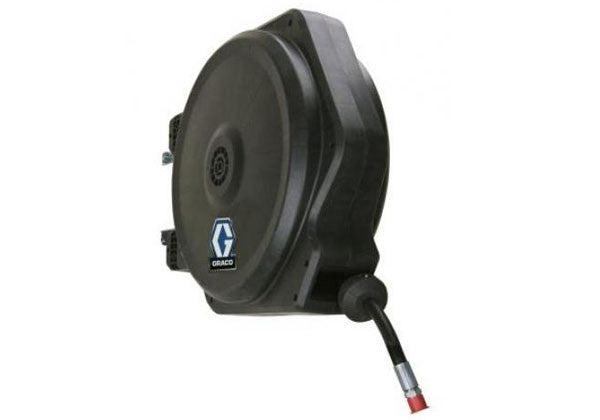 "GRACO Swivelling Air/Water Reel 3/8"" x 15M - EMCO"