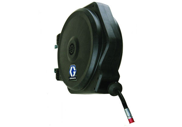 "GRACO  Swivelling Oil Reel 1/2"" x 10M - EMCO"