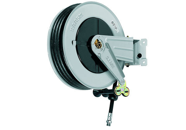 "RAASM Swivelling Air/Water Reel 3/8""x 12M - EMCO"