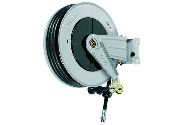 "RAASM Swivelling Water Reel 3/8"" - Bare - EMCO"