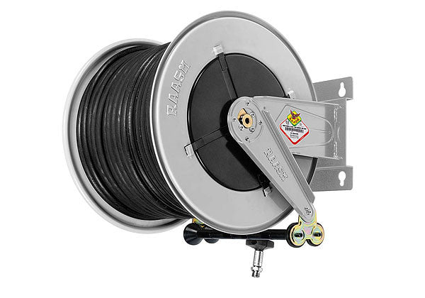 RAASM Fixed Diesel Hose Reel  - Bare - EMCO