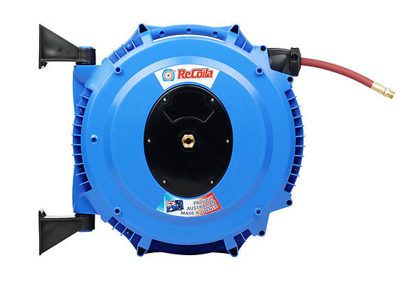 RECOILA Air/Water Reel 8mm x 15M - EMCO
