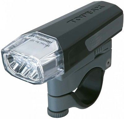 Topeak Whitelite HP Beamer Front MTB Bicycle Bike Cycle LED Light