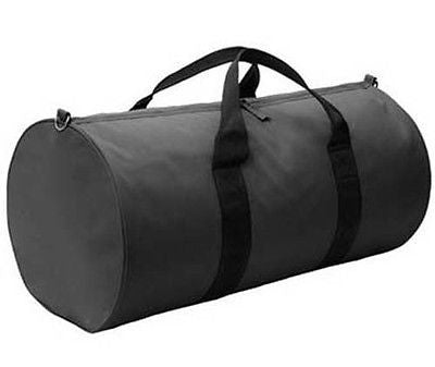 "Caribee 36"" Gear Holdall Sports Weekend Gym Kit Duffle Travel Bag Black"