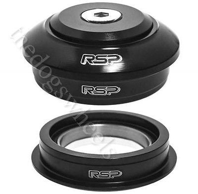 "RSP semi integrated headset 44iiss 44mm headtube 1.1/8"" steerer"