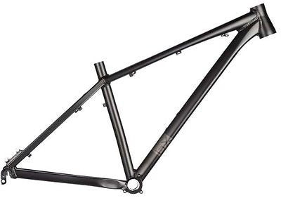 "27.5"" Alloy Hardtail MTB Mountain Bike Bicycle Frame Black 15"""