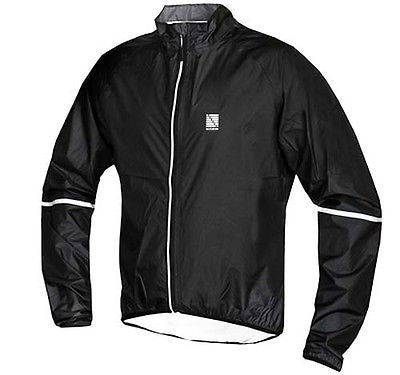 Altura Pocket Rocket Compact Waterproof MTB Bicycle Bike Cycle Jacket Black Medium