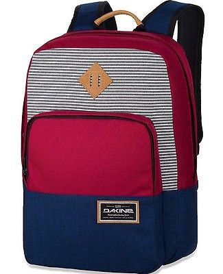 "Dakine Capitol 15"" Laptop Backpack Rucksack Daypack College Student School Bag"