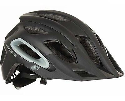 Magni Enduro DUAL DENSITY AM Helmet MTB Bicycle Bike Matt Black Mens