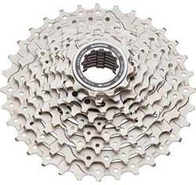 Shimano HG400 Hyperglide 9 speed Cassette 11-34T MTB Bicycle Bike 9sp