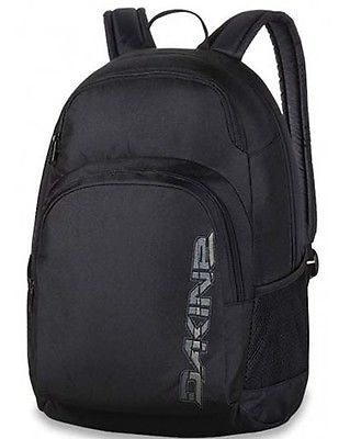 Dakine Central Backpack Rucksack Student School College Bag Day Pack Black