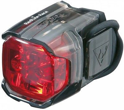 Topeak Redlite Race Rear Red LED Light MTB Bicycle Bike Cycle