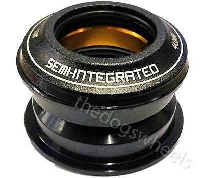 "BBB Semi integrated 44mm Cups Sealed Bearings Headset 1.1/8"" MTB Semi-integrated"